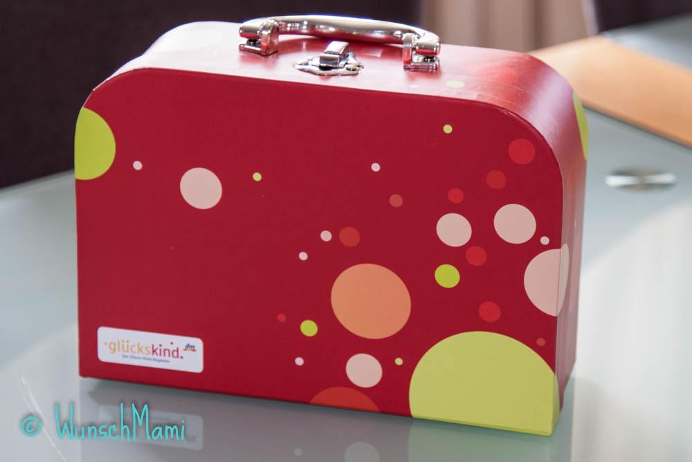 Glückskind Koffer dm